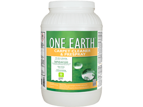 Chemspec One Earth Carpet Cleaner and Prespray
